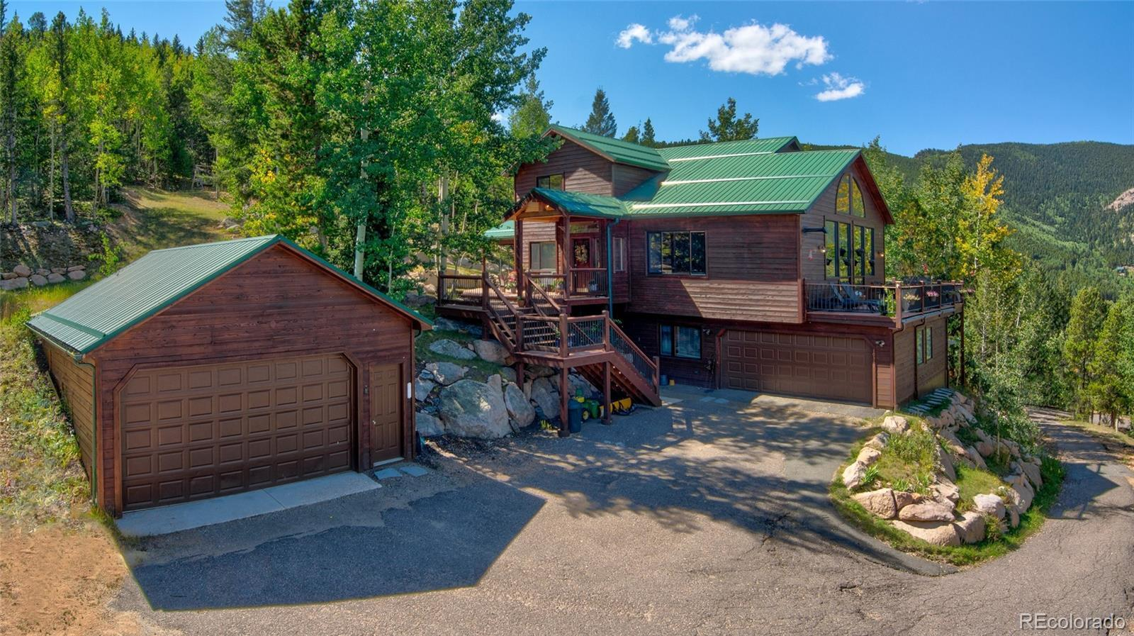 10319 Christopher Drive, Conifer, CO 80433 - #: 6842629