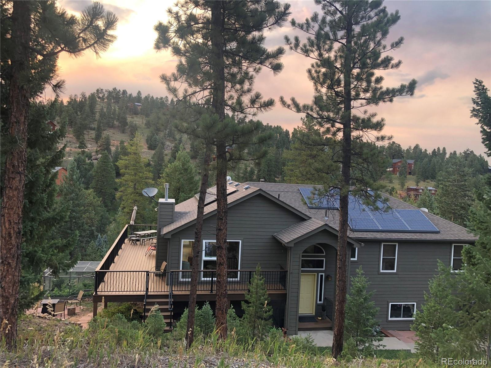 7123 Pinewood Drive, Evergreen, CO 80439 - #: 2401630