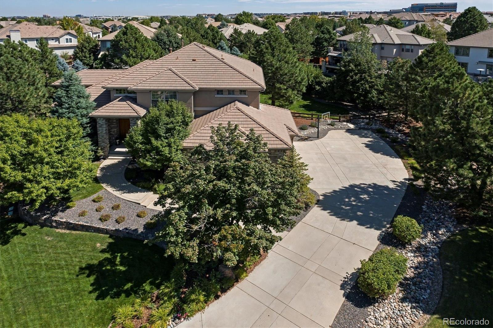 9900 S Shadow Hill Court, Lone Tree, CO 80124 - #: 3330630