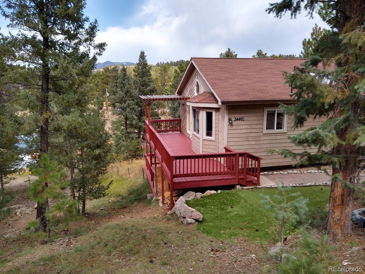 34461 Whispering Pines Trail, Pine, CO 80470 - #: 8531634