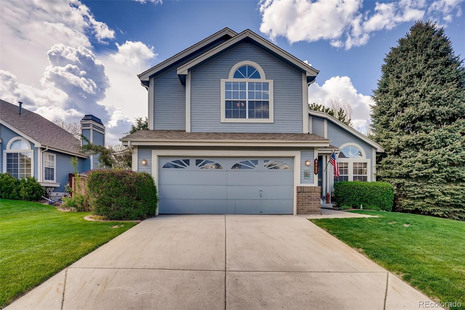 9755 Wedgewood Drive, Highlands Ranch, CO 80126 - #: 5505635