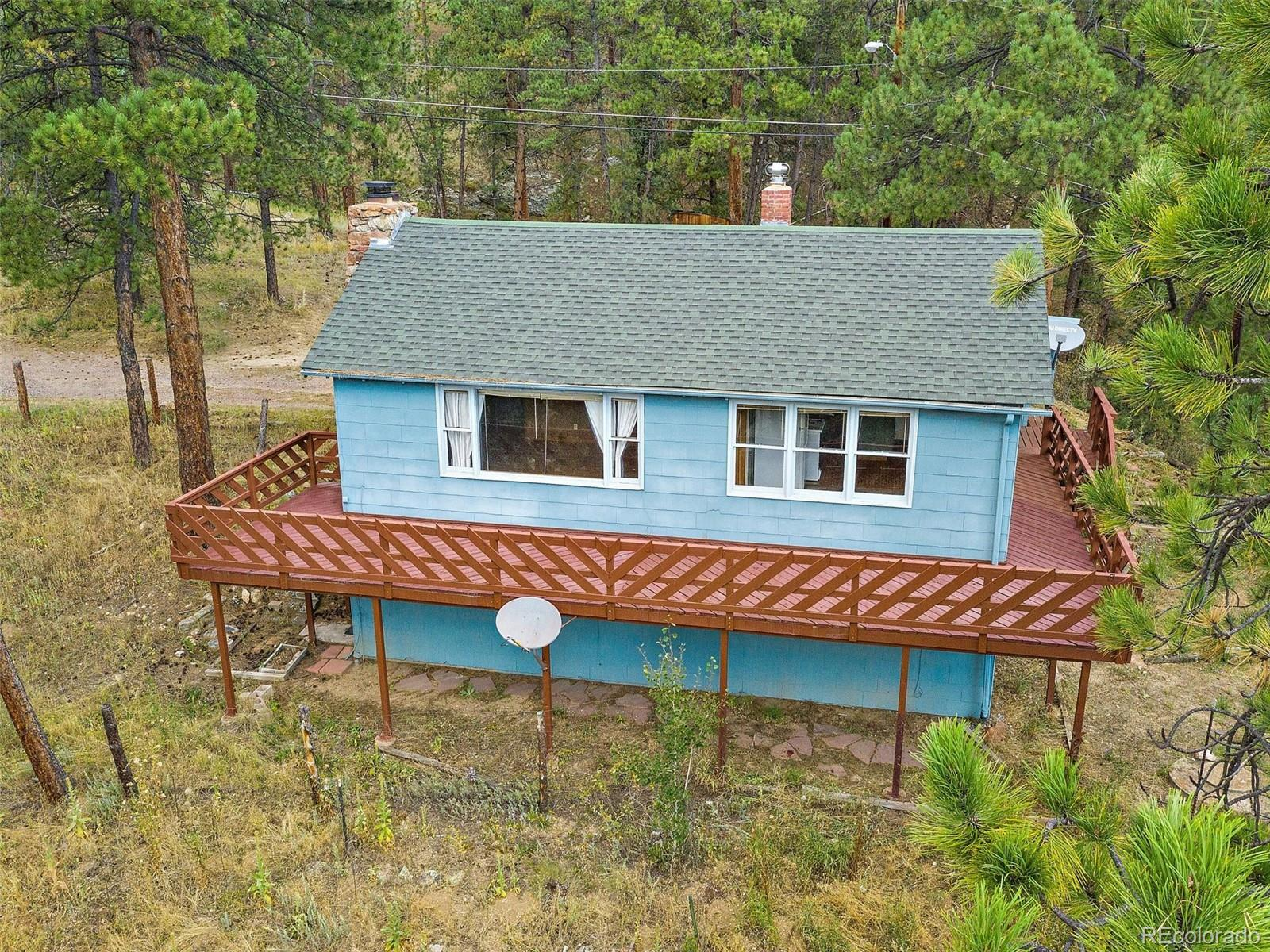 33417 Valley View Drive, Evergreen, CO 80439 - #: 5871654