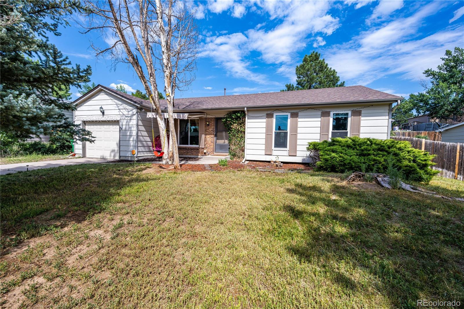 11496 Hot Springs Drive, Parker, CO 80138 - #: 5821655