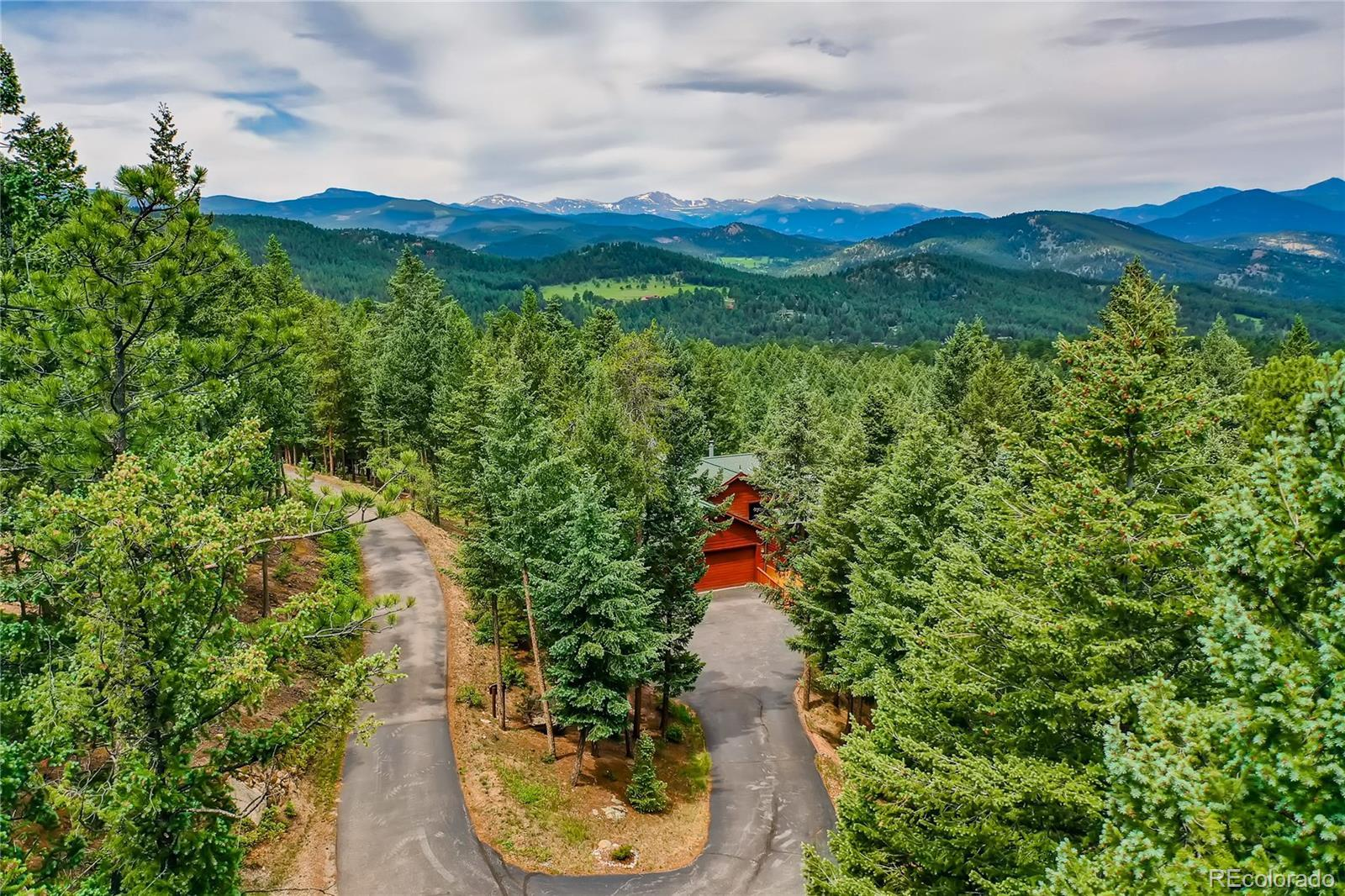27267 Forest Grove Road, Evergreen, CO 80439 - #: 7893656