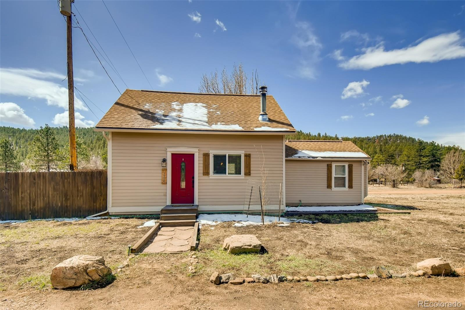 16685 county road 126, Pine, CO 80470 - #: 2903657