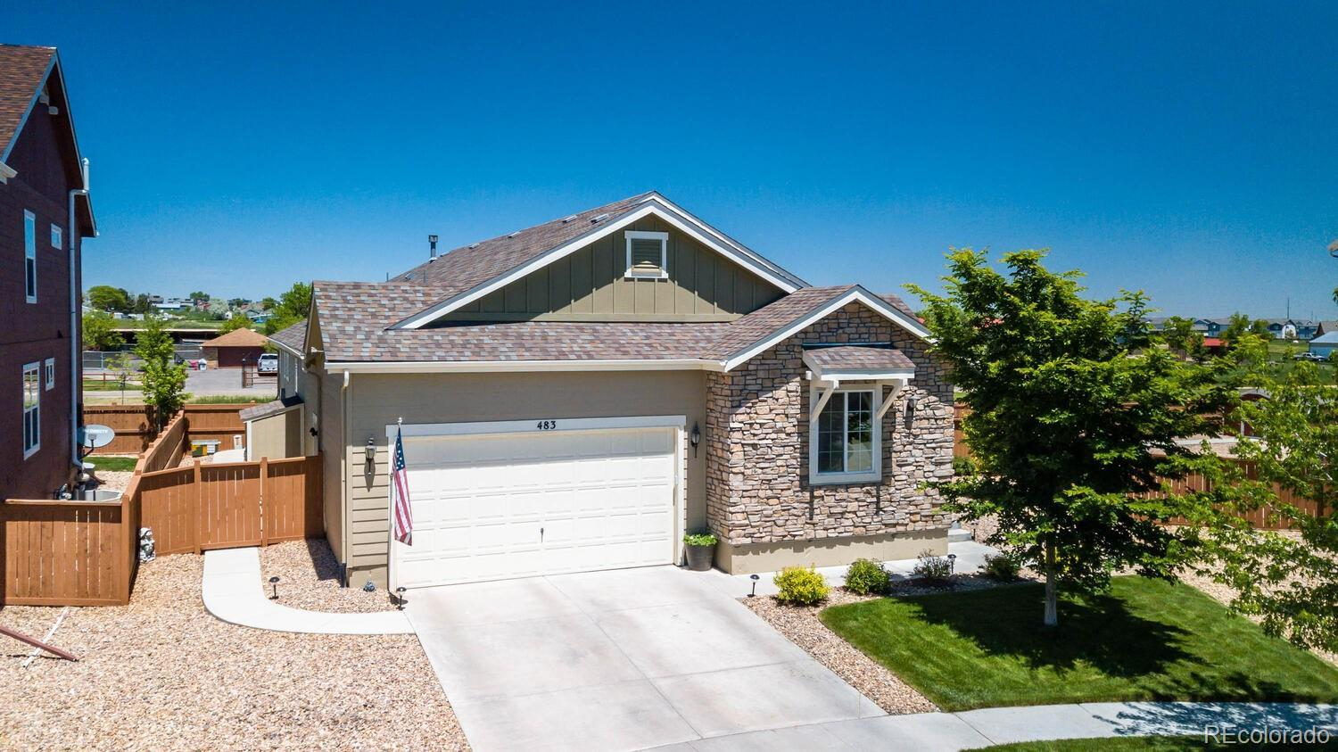 483 W 172nd Place, Broomfield, CO 80023 - #: 3801657