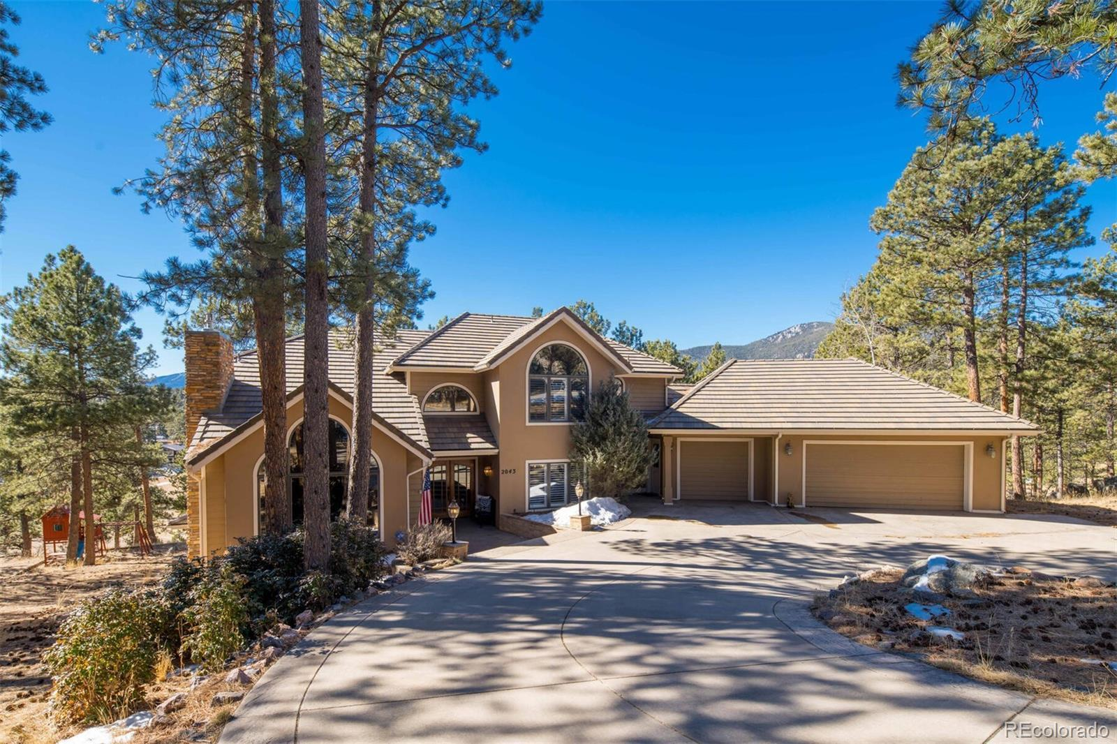 2043 Mammoth Court, Evergreen, CO 80439 - #: 4614657