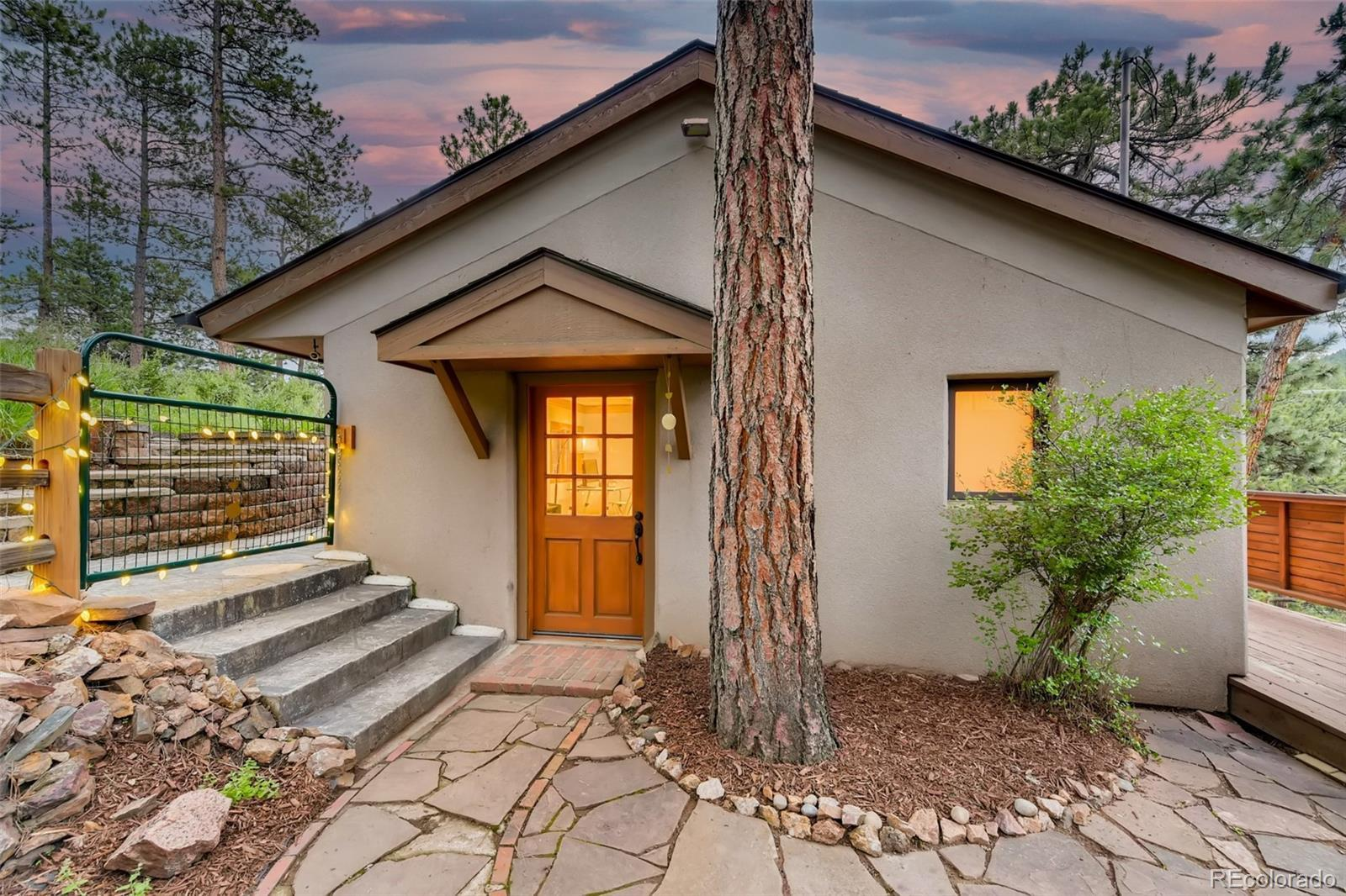 5193 Ute Road, Indian Hills, CO 80454 - #: 5493661