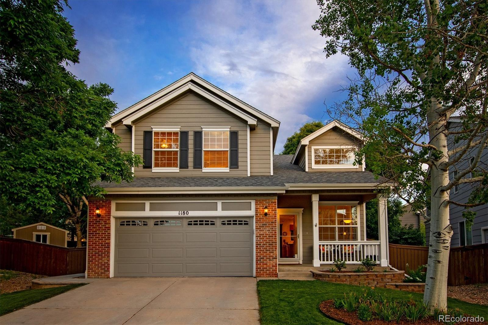 1180 Mulberry Lane, Highlands Ranch, CO 80129 - #: 4970664