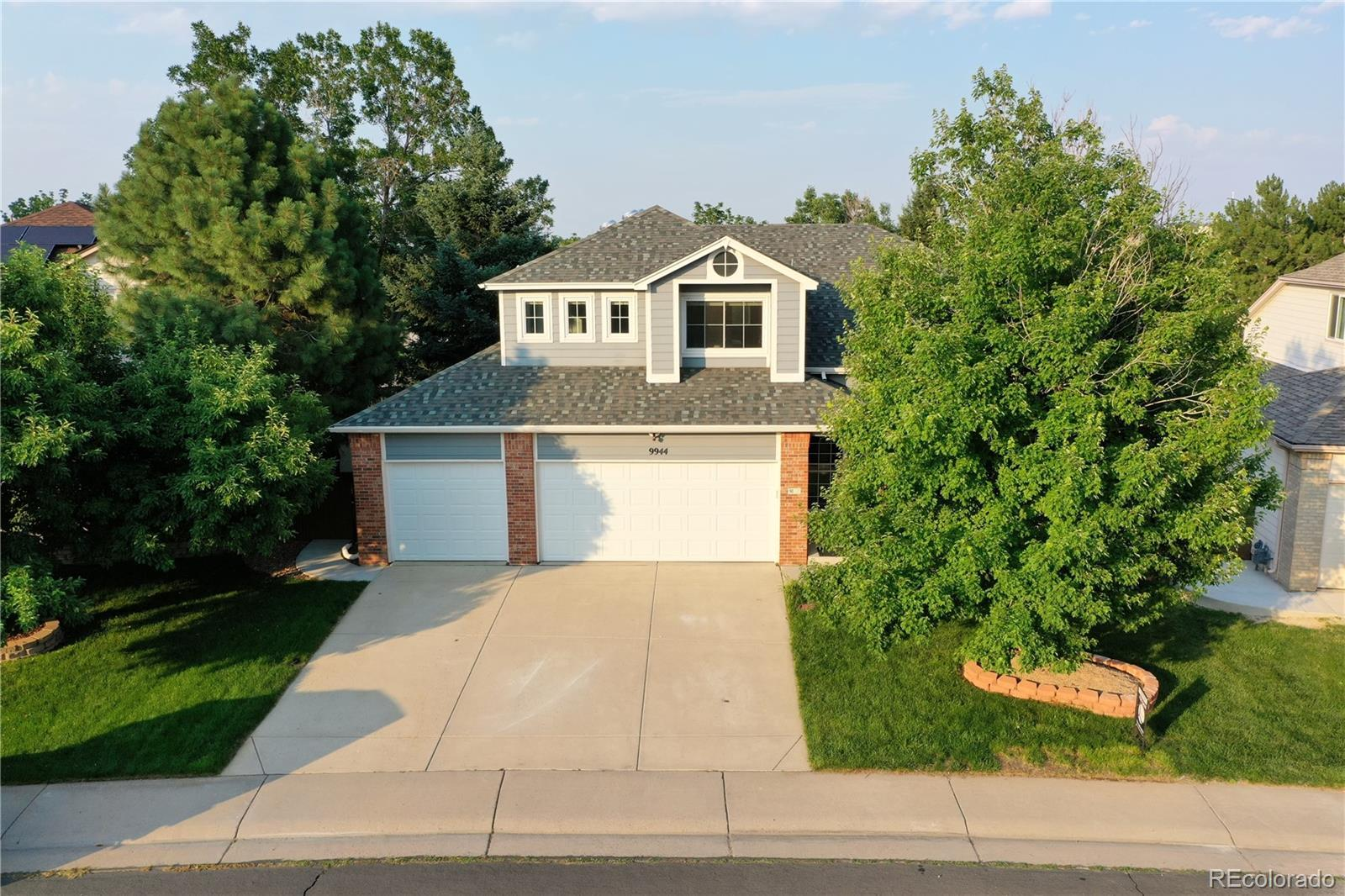 9944 Silver Maple Way, Highlands Ranch, CO 80129 - #: 5641665