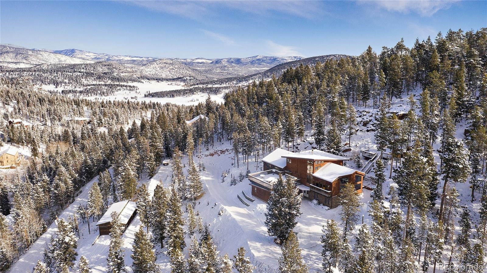 6972 Snowshoe Trail, Evergreen, CO 80439 - #: 2975670