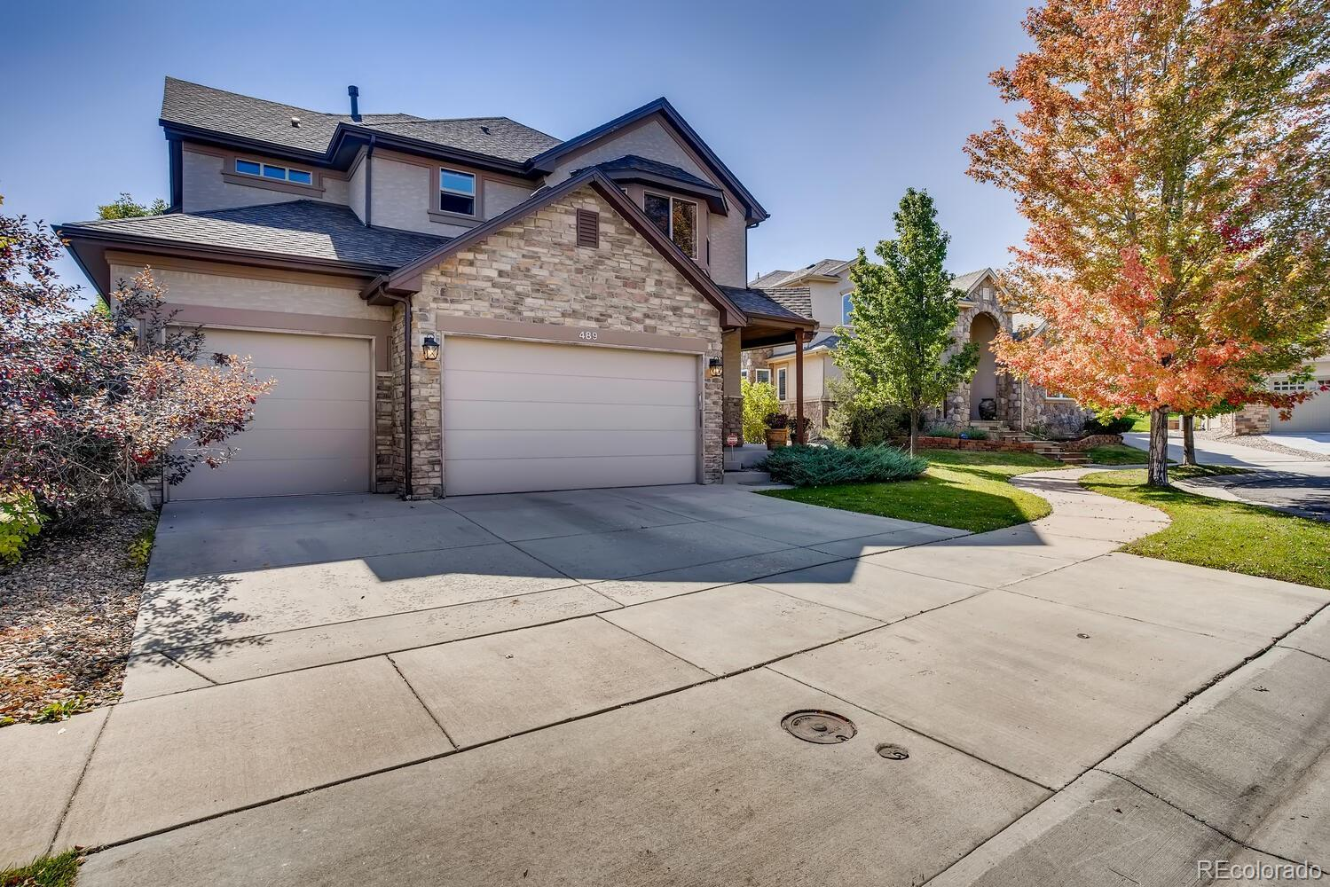 489 S Youngfield Circle, Lakewood, CO 80228 - #: 8655670
