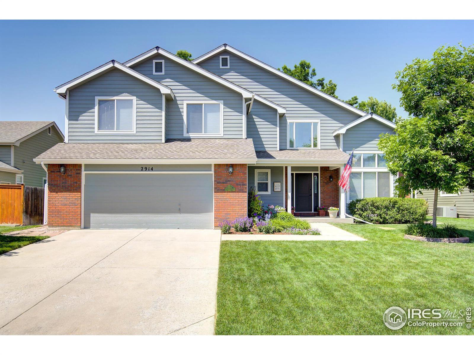 2914 Stonehaven Drive, Fort Collins, CO 80525 - #: IR946677
