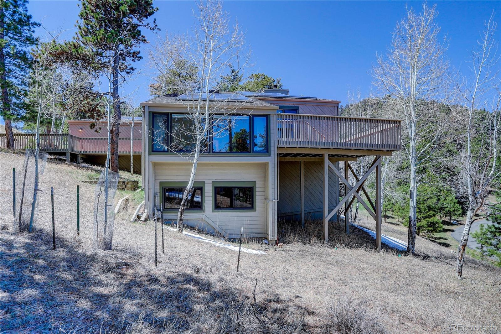 1139 Genesee Vista Road, Golden, CO 80401 - #: 9405678