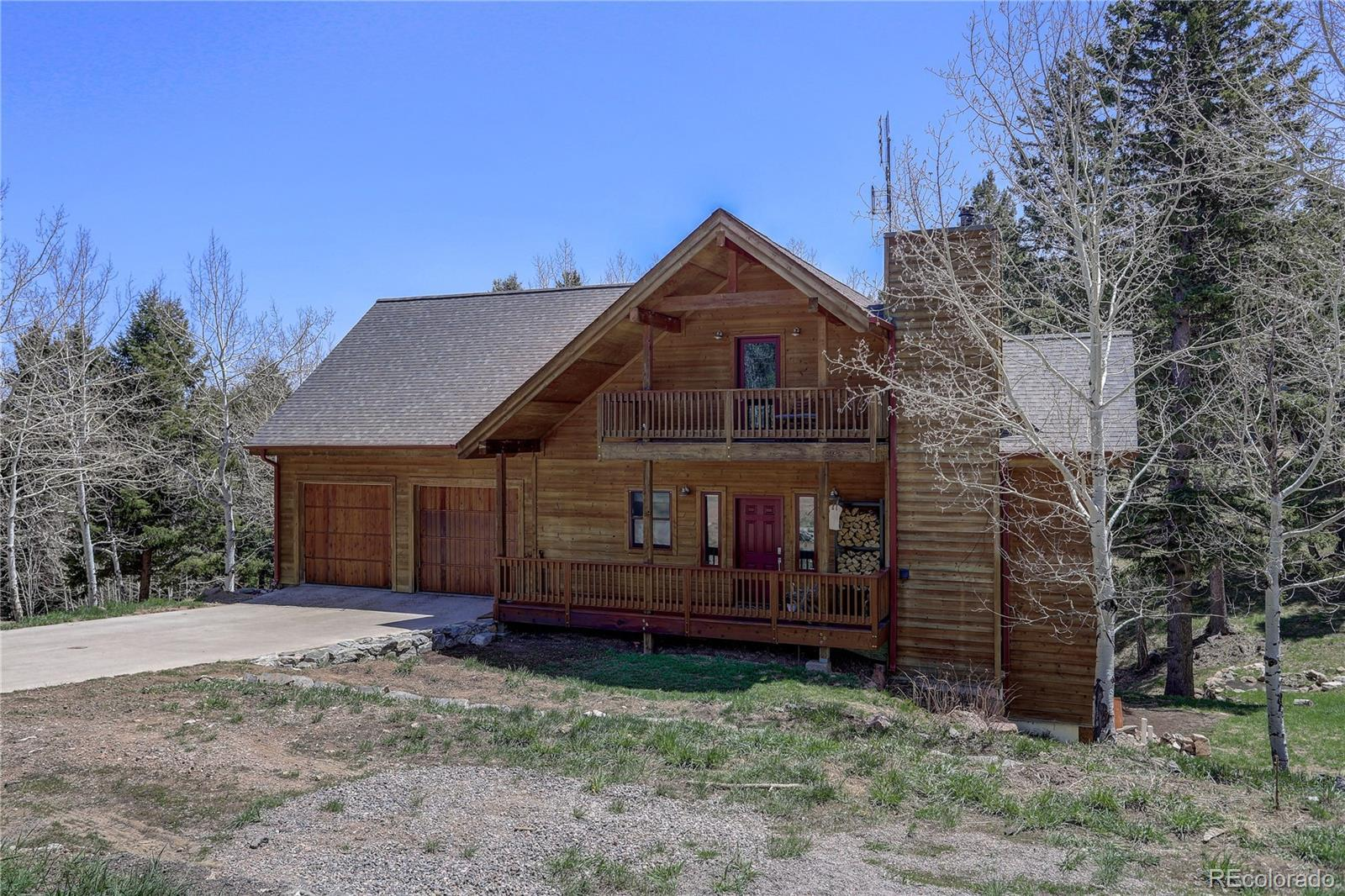 12388 Quartz Spur, Conifer, CO 80433 - #: 4241683