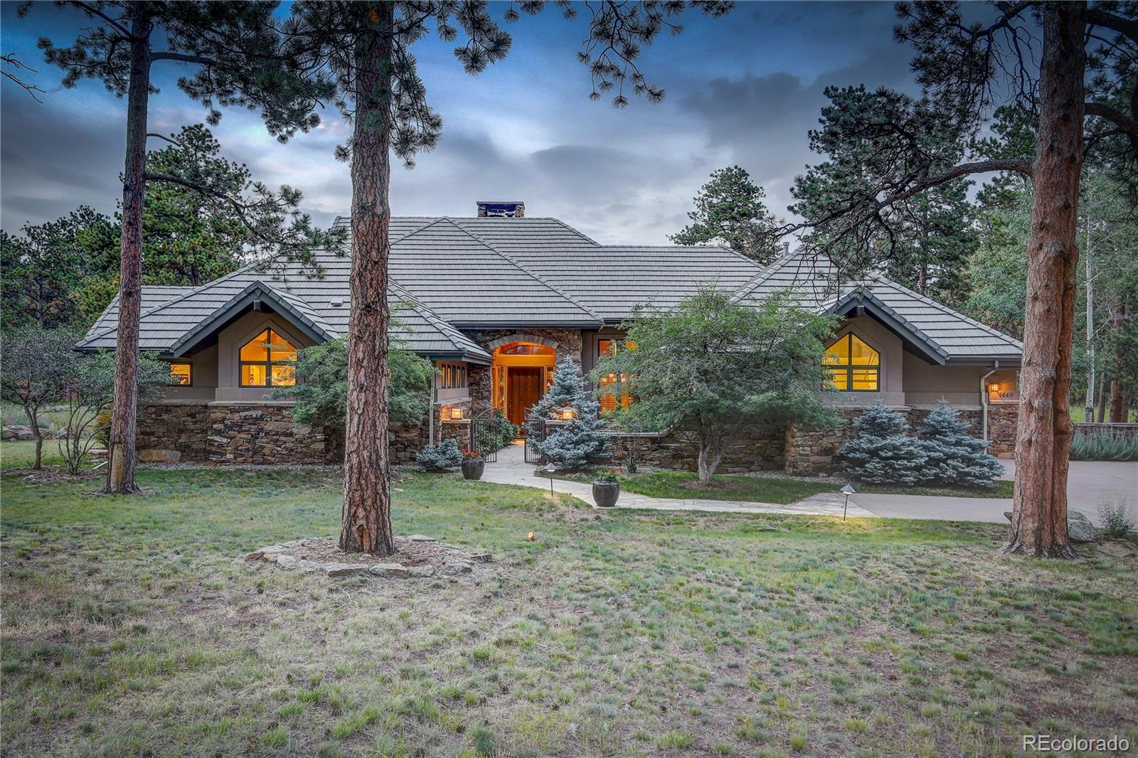1449 Pine View Place, Golden, CO 80401 - #: 7500686