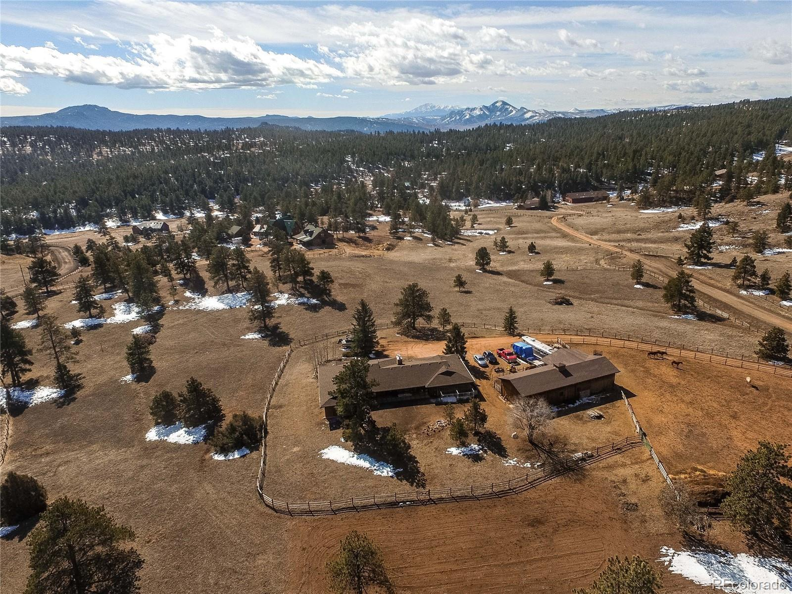 19604 Cumbres Way, Buffalo Creek, CO 80425 - #: 7951686