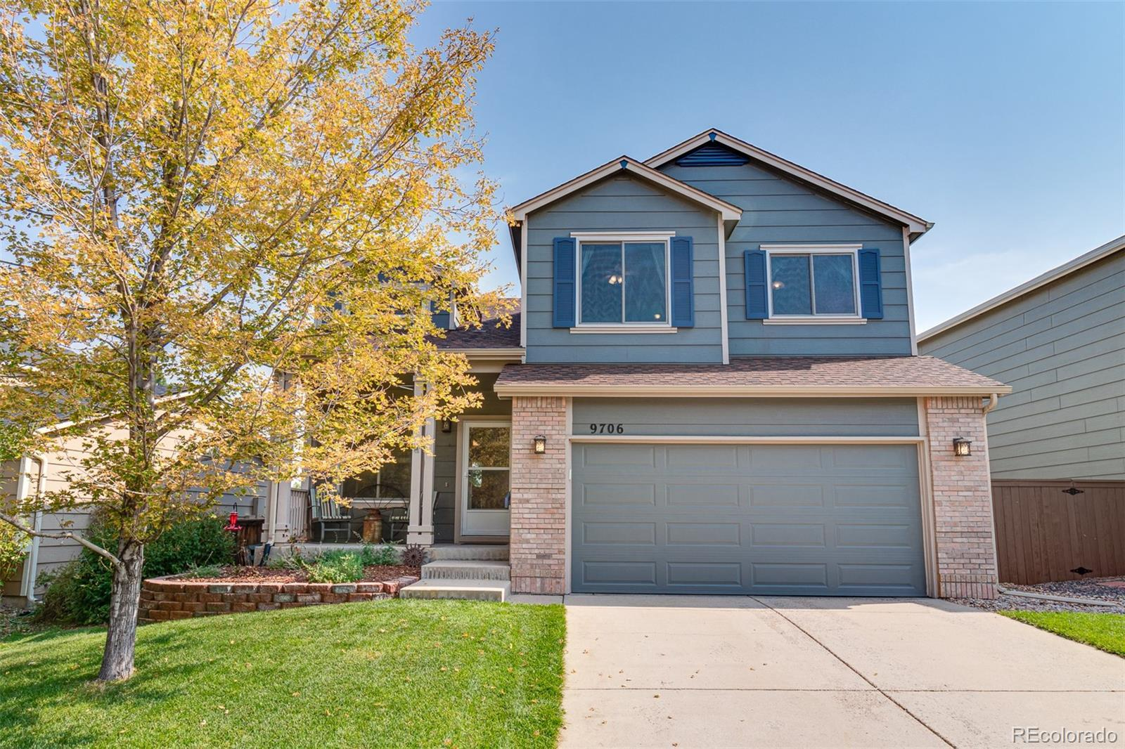 9706 Whitecliff Place, Highlands Ranch, CO 80129 - #: 4562688