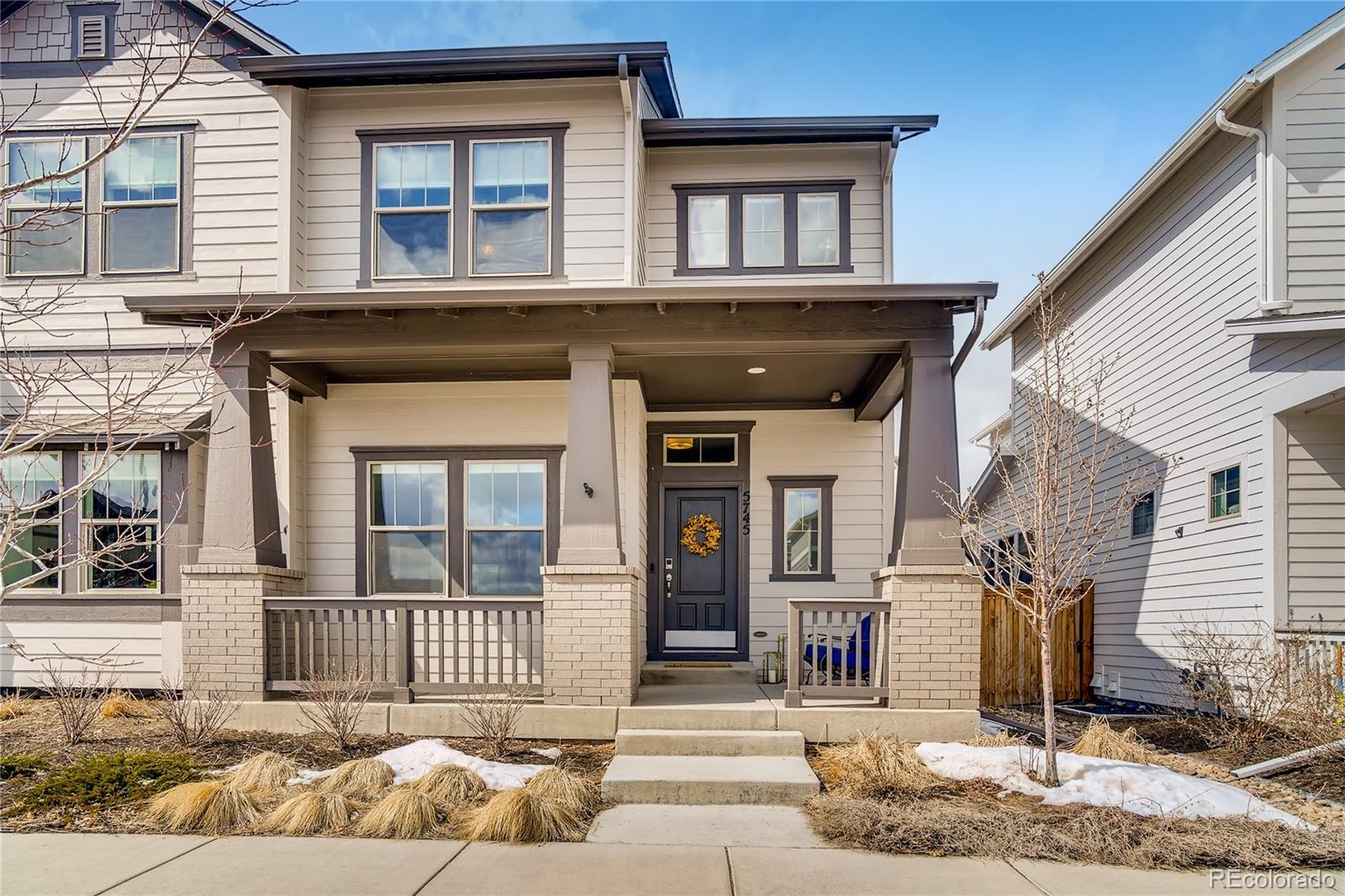 5745 Boston Street, Denver, CO 80238 - #: 5418688