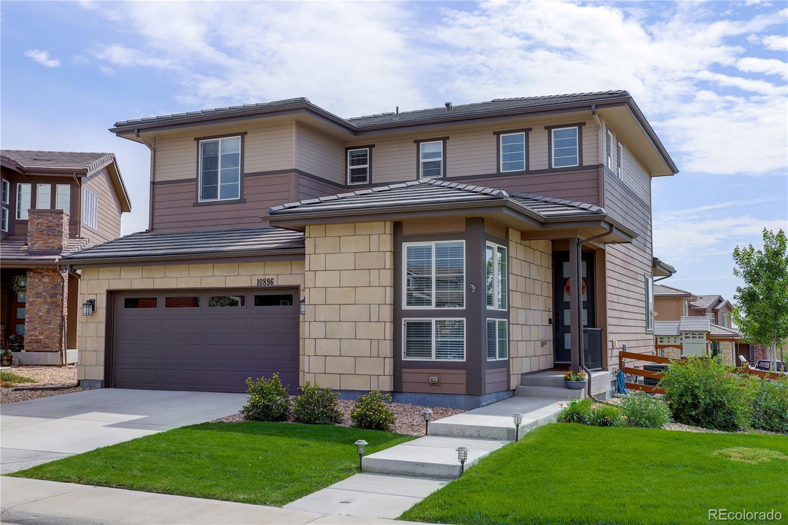 10896 Touchstone Loop, Parker, CO 80134 - #: 1713690