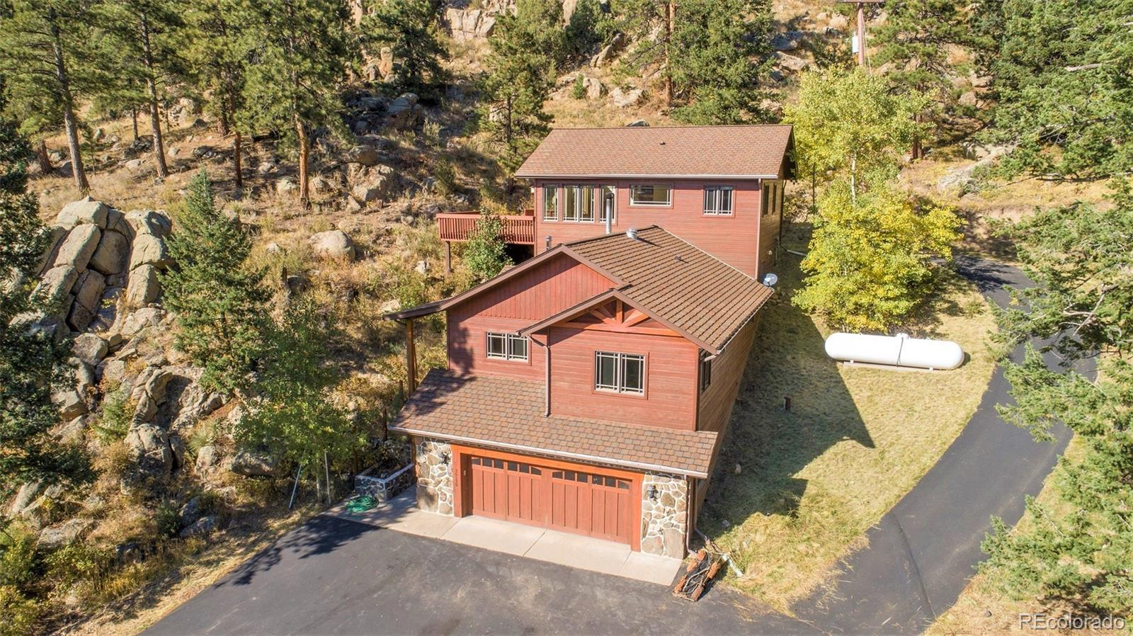 26129 Wild Flower Trail, Evergreen, CO 80439 - #: 2209693