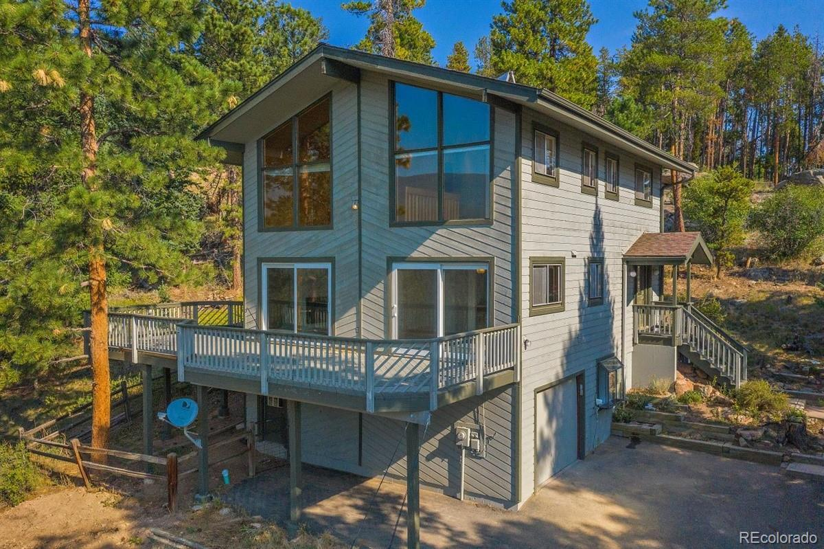 32552 Lodgepole Drive, Evergreen, CO 80439 - #: 9794696