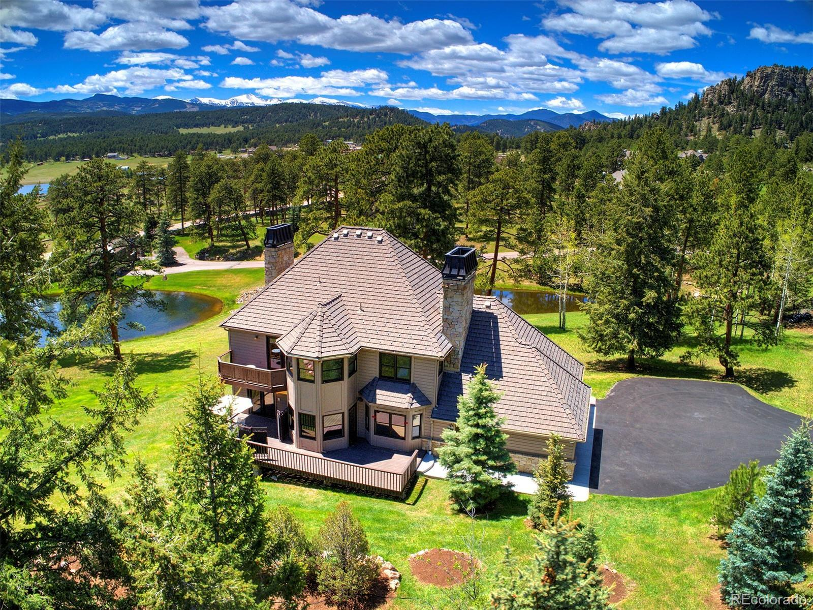 7176 Timbers Drive, Evergreen, CO 80439 - #: 4474698