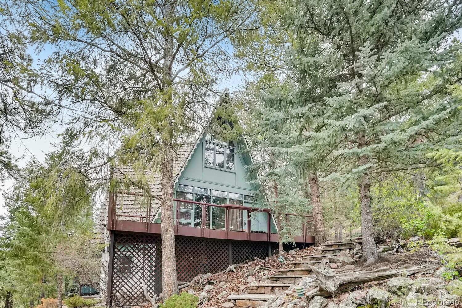 4460 Independence Trail, Evergreen, CO 80439 - #: 6629703