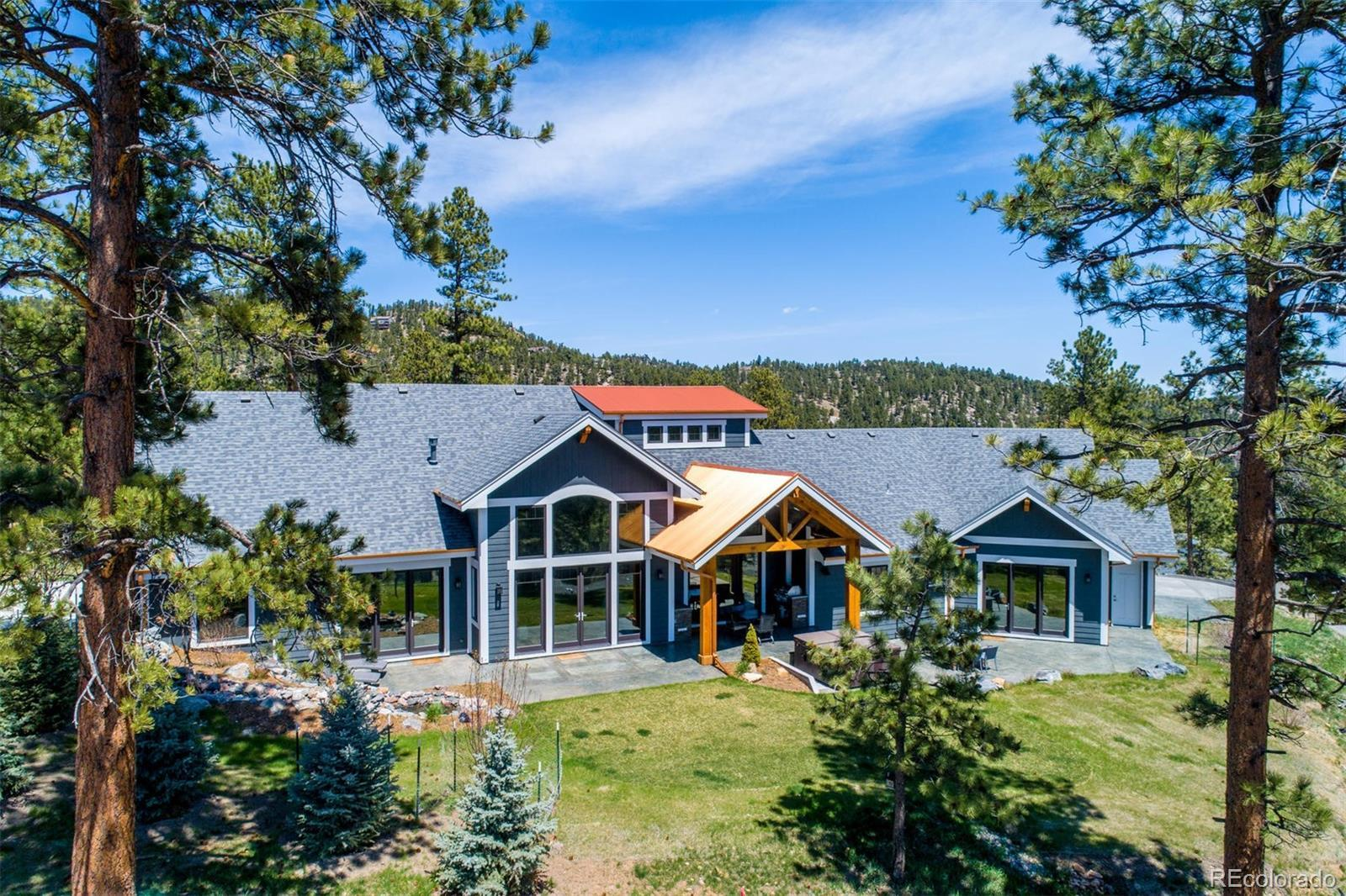 28374 Pipe Bearer Lane, Evergreen, CO 80439 - #: 5901704