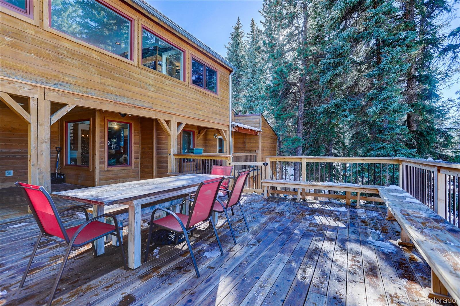 7643 Red Fox Drive, Evergreen, CO 80439 - #: 8706704