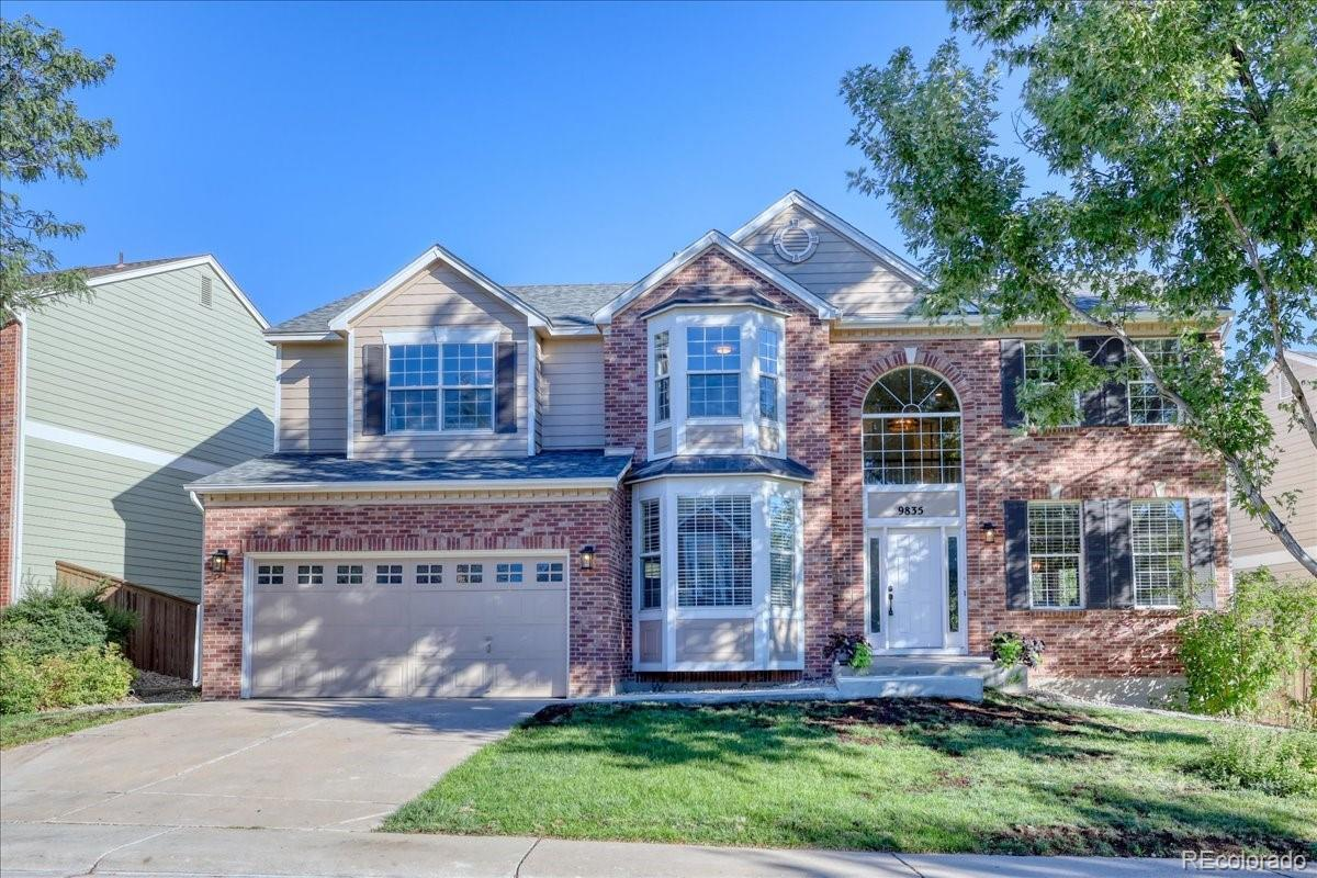 9835 Townsville Circle, Highlands Ranch, CO 80130 - #: 9658704