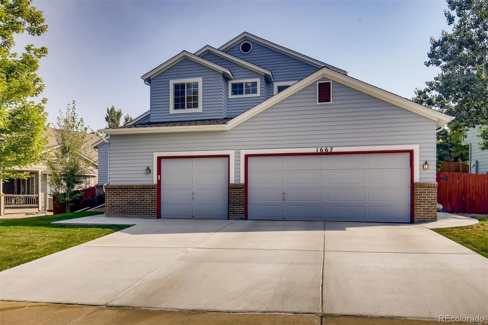 1667 Daily Drive, Erie, CO 80516 - #: 7760712