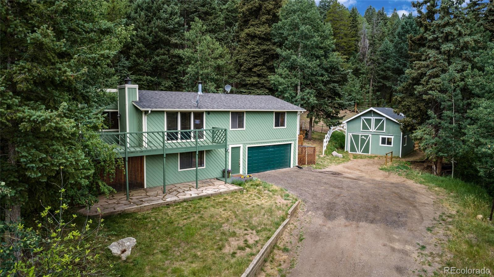 12470 Gold Spur, Conifer, CO 80433 - #: 9302712
