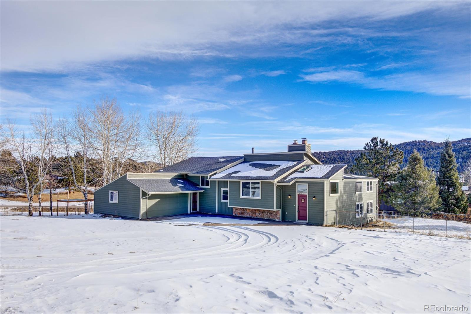 8386 S Custer Lane, Evergreen, CO 80439 - #: 3354715