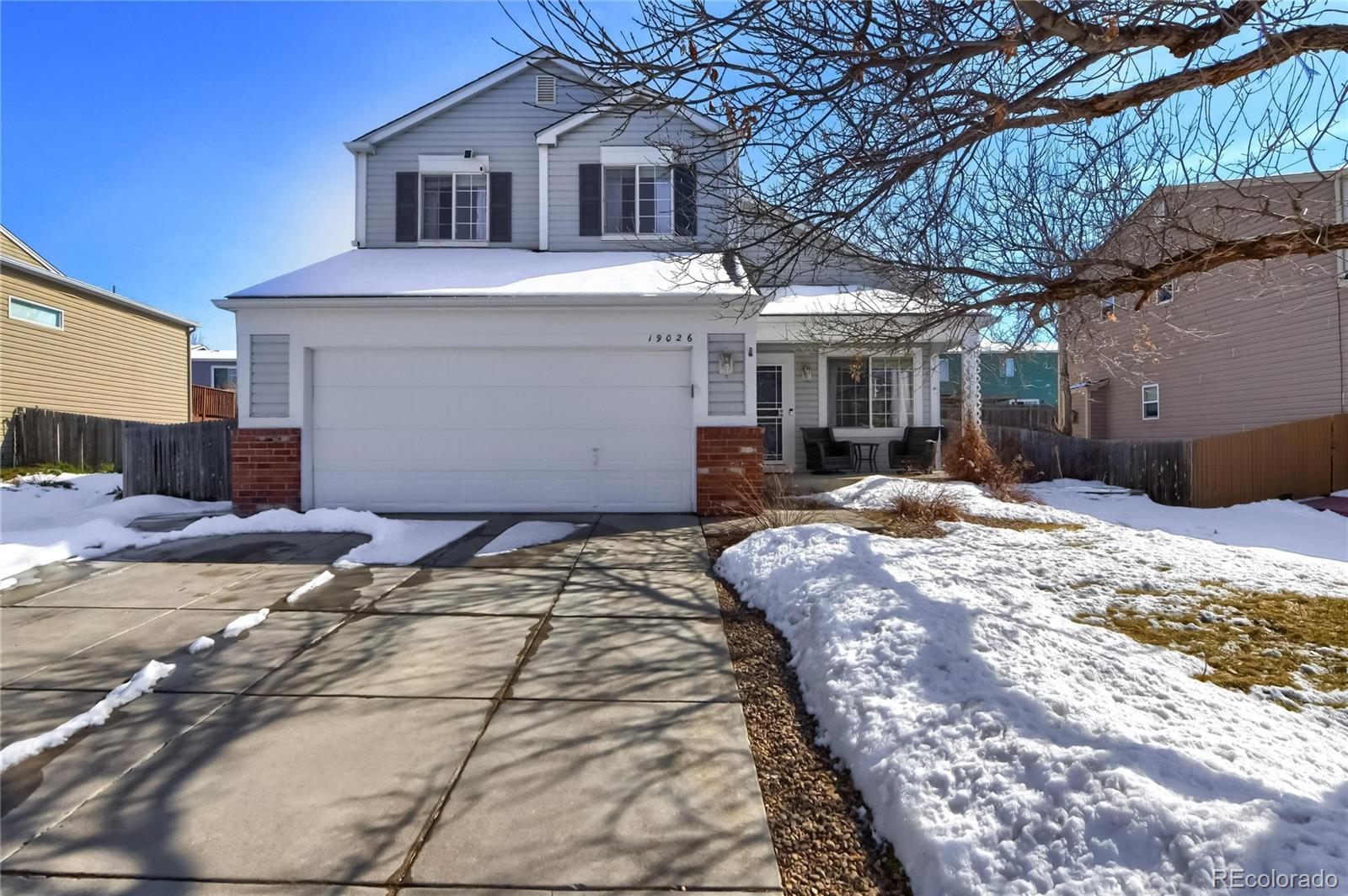 19026 E Ithaca Place, Aurora, CO 80013 - #: 9212715
