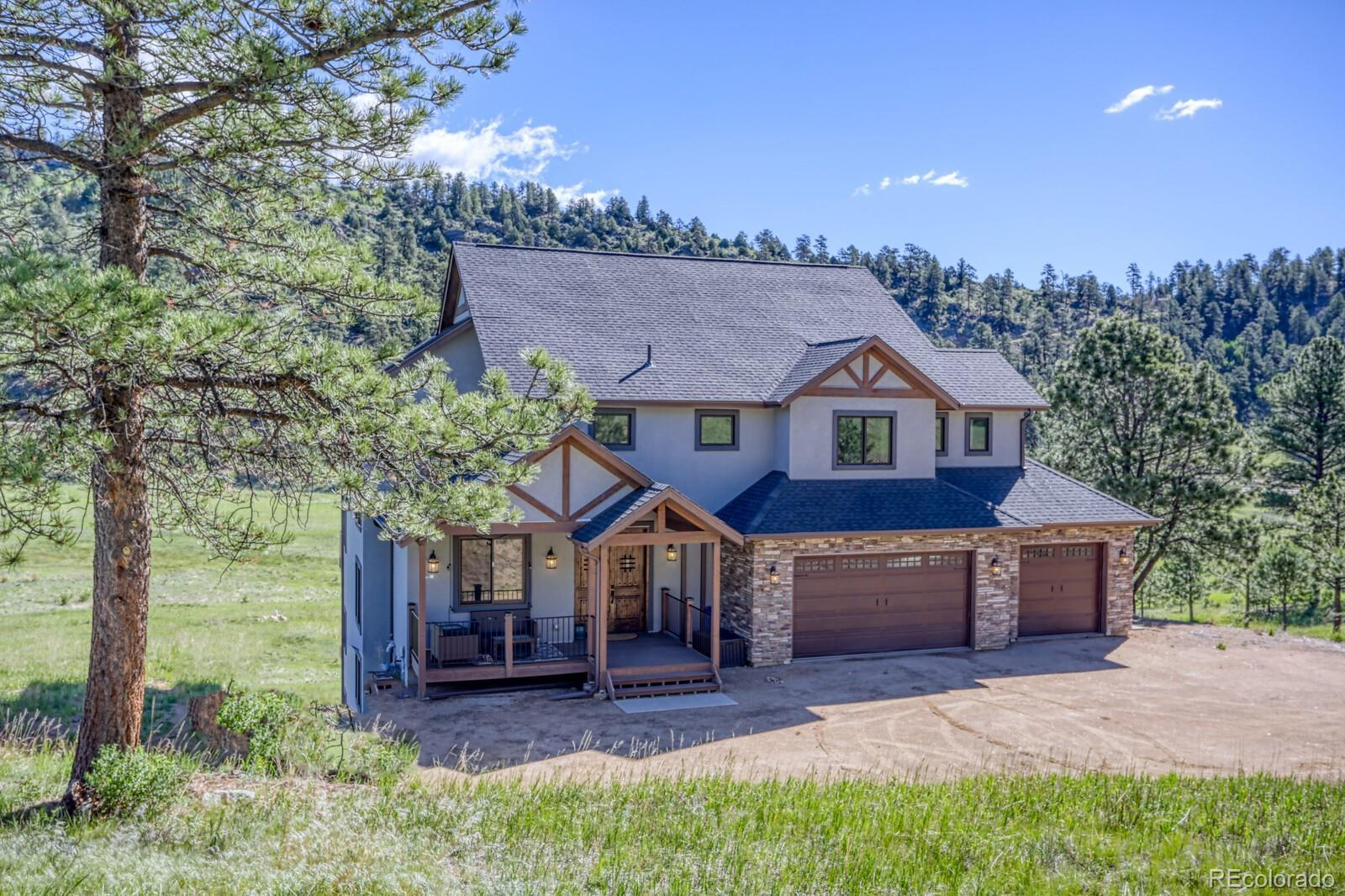 33821 Natural Spring Road, Pine, CO 80470 - #: 3313718