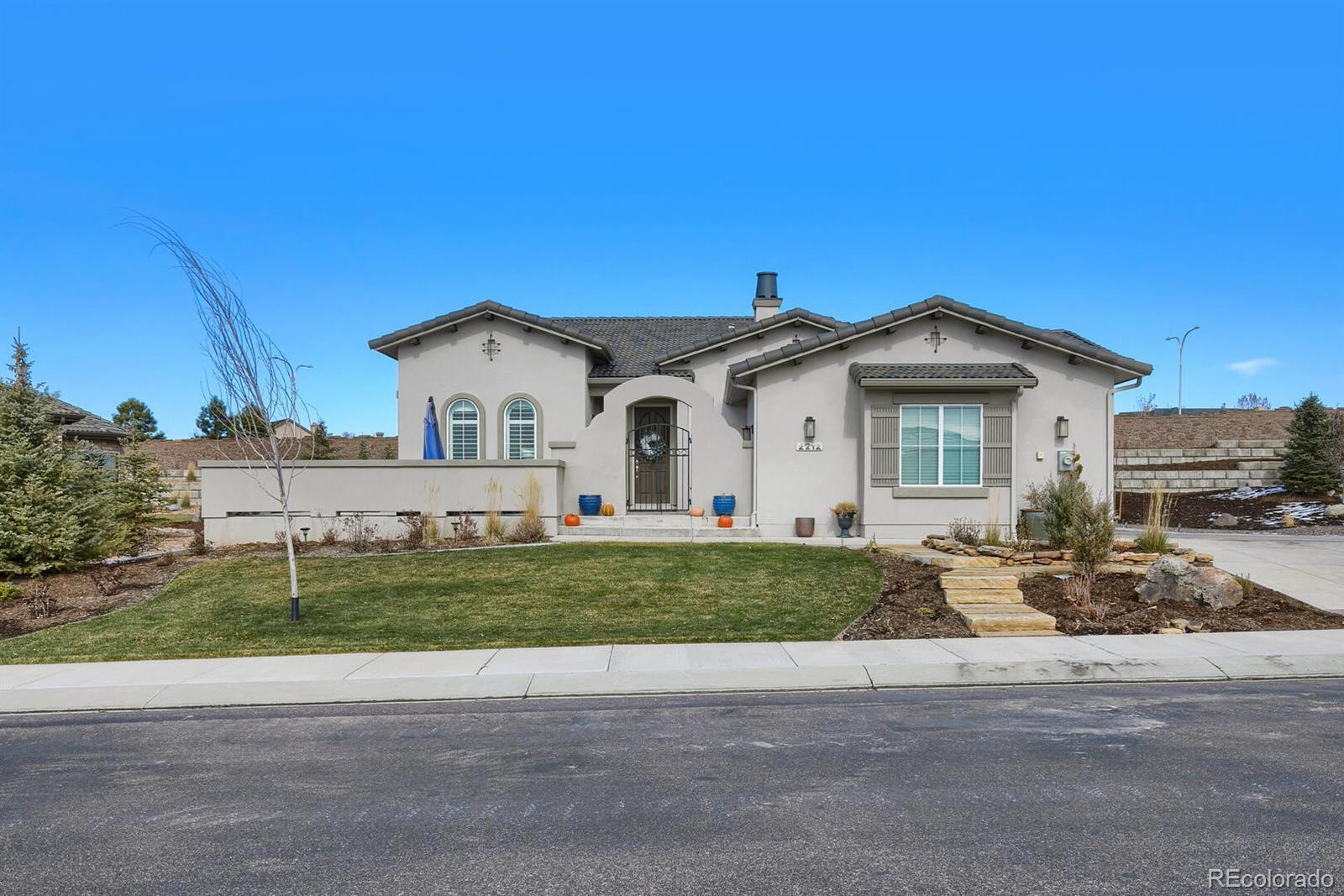 2212 Red Edge Heights, Colorado Springs, CO 80921 - #: 7838721