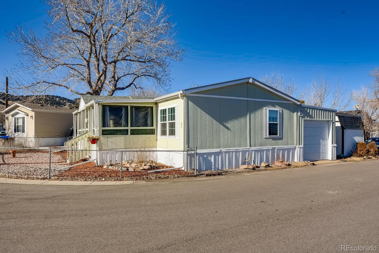 65 Zurich Street, Golden, CO 80401 - #: 8309722
