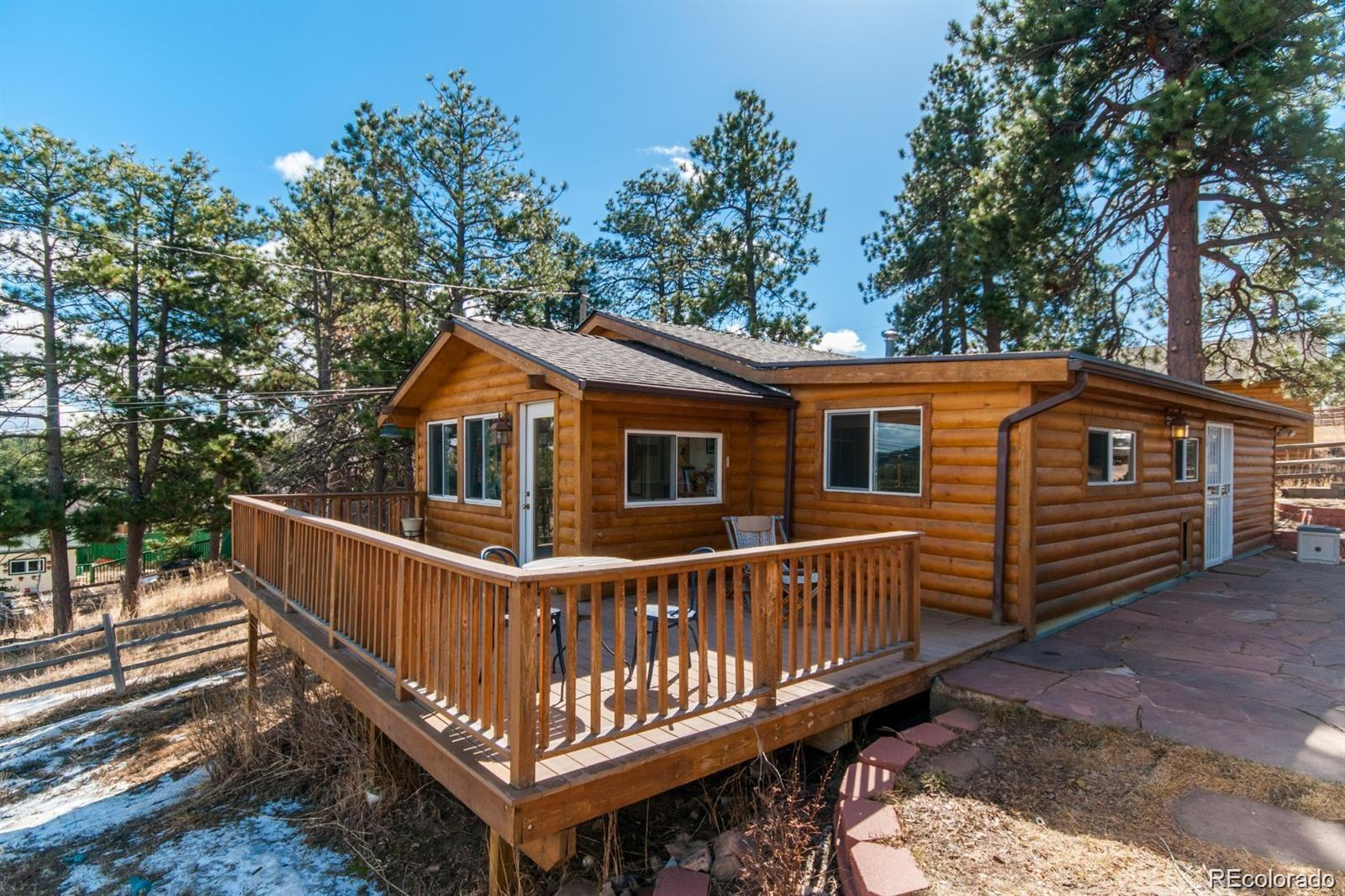 30555 Pine Cone Lane, Evergreen, CO 80439 - #: 5198725