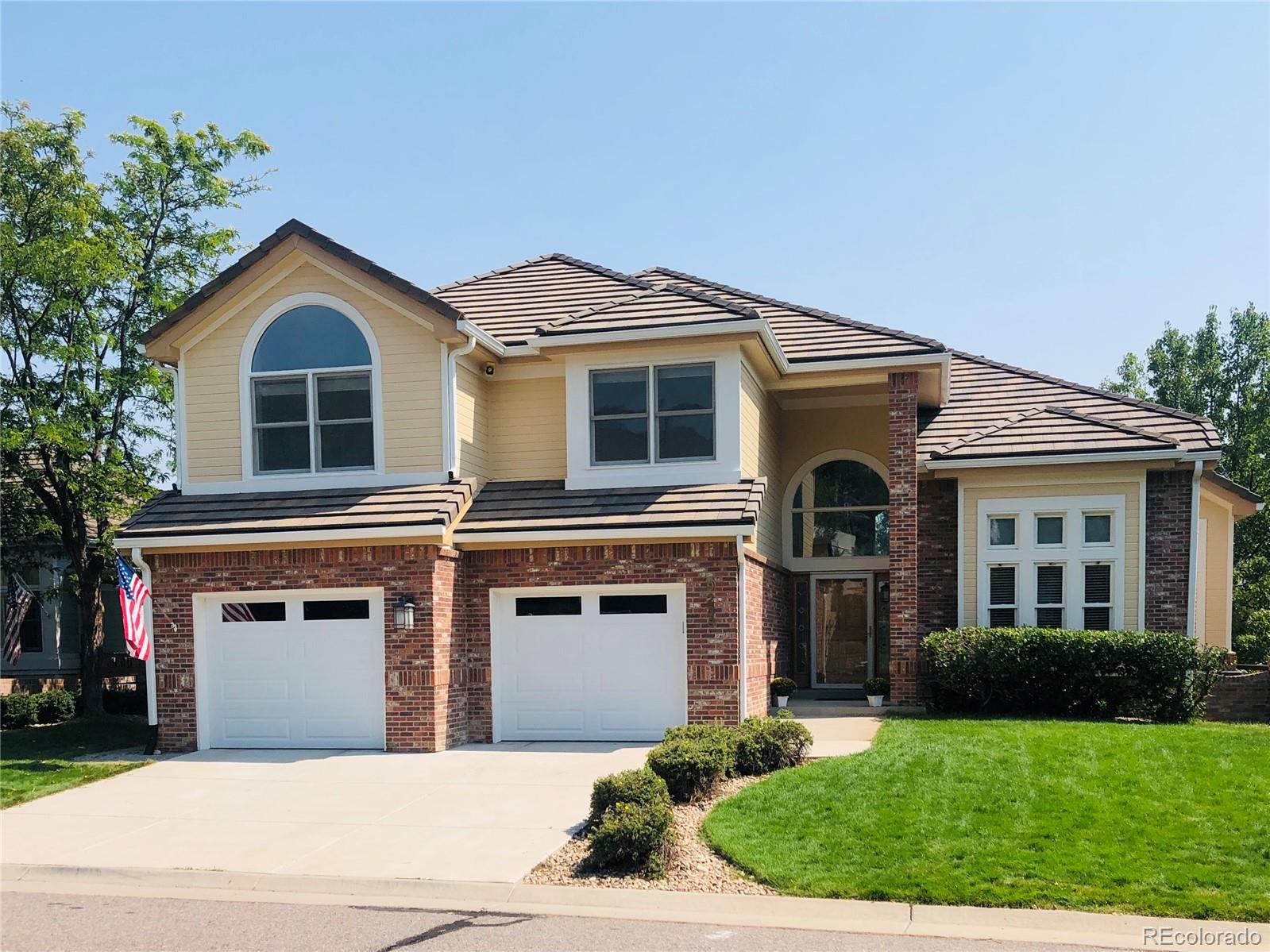 9238 Meredith Court, Lone Tree, CO 80124 - #: 6993726