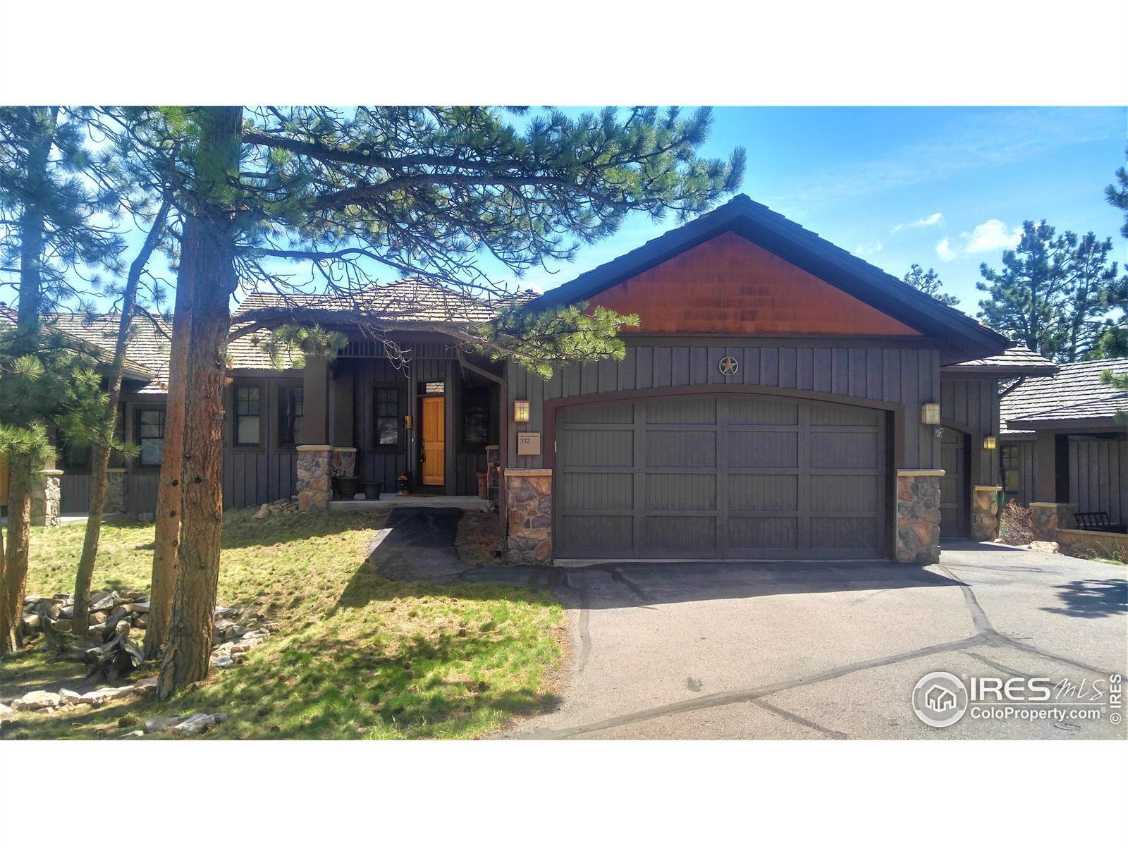 332 Juniper Court, Red Feather Lakes, CO 80545 - #: IR940726