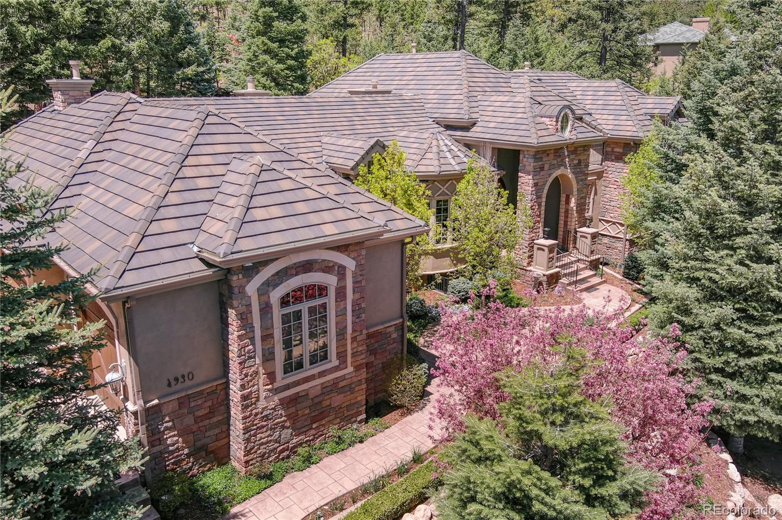 4930 Willowstone Heights, Colorado Springs, CO 80906 - #: 6255727