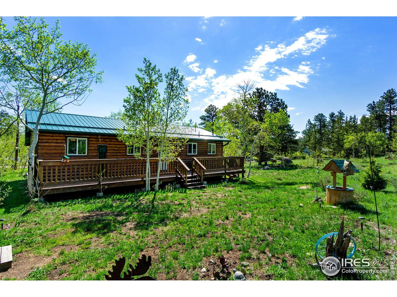 71 Yampa Court, Red Feather Lakes, CO 80545 - #: IR942727