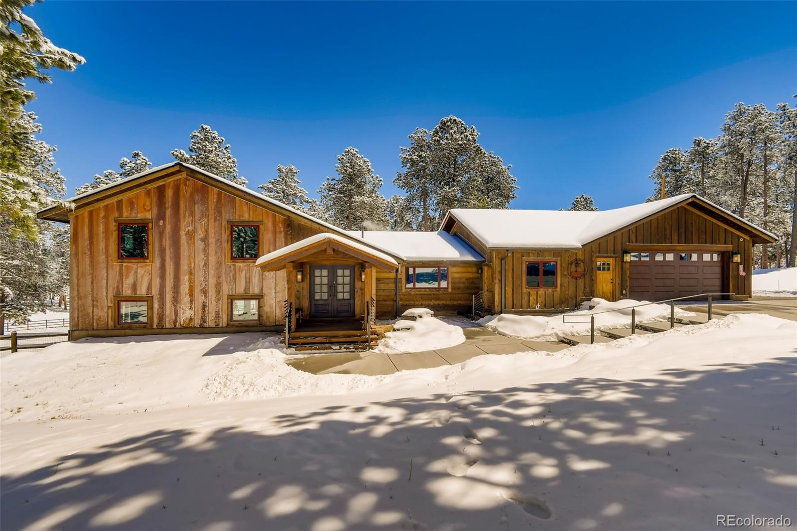 24857 Stanley Park Road, Evergreen, CO 80439 - #: 2434730