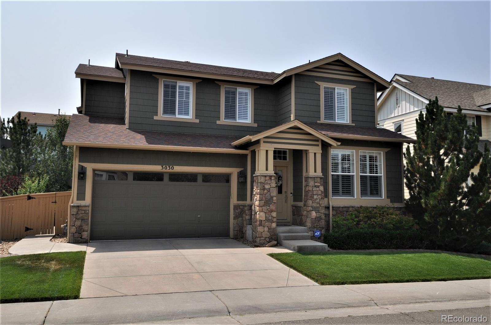 3030 Redhaven Way, Highlands Ranch, CO 80126 - #: 3176730