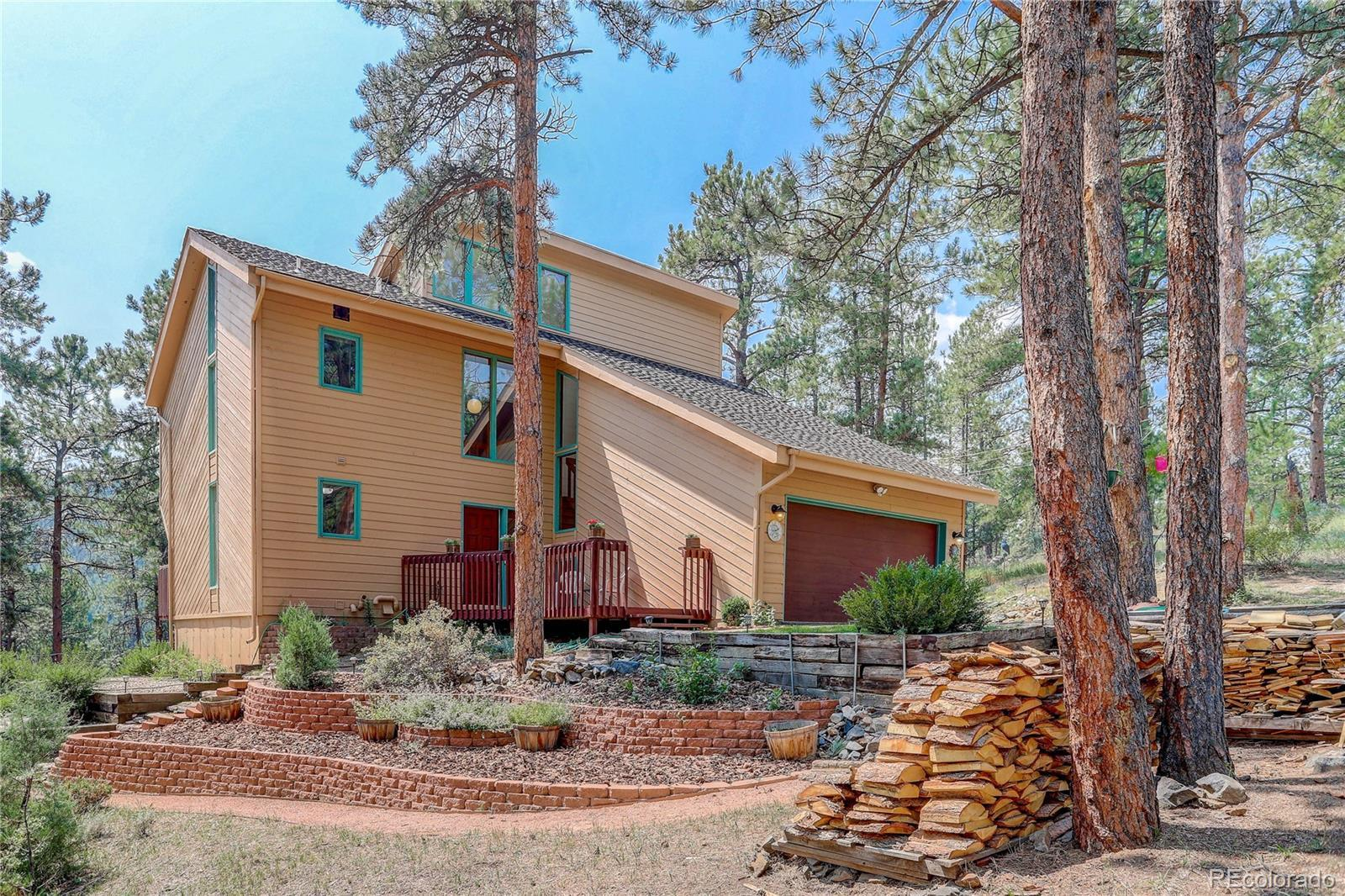 27604 Pine Valley Drive, Evergreen, CO 80439 - #: 1693732