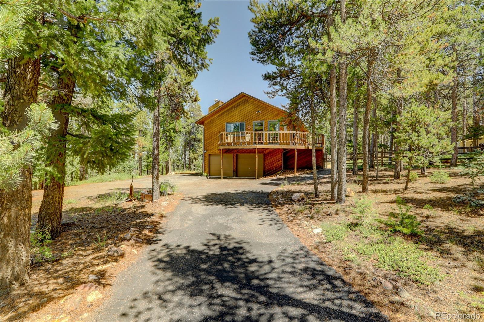29460 Thunderbolt Circle, Conifer, CO 80433 - #: 3327734