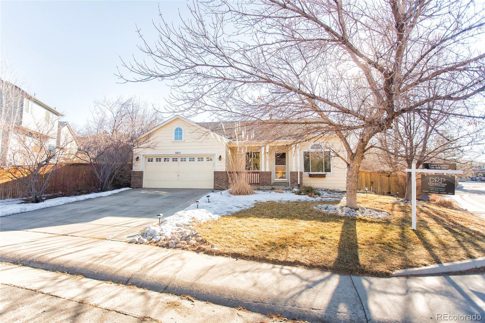 9458 Wolfe Street, Highlands Ranch, CO 80129 - #: 9688734