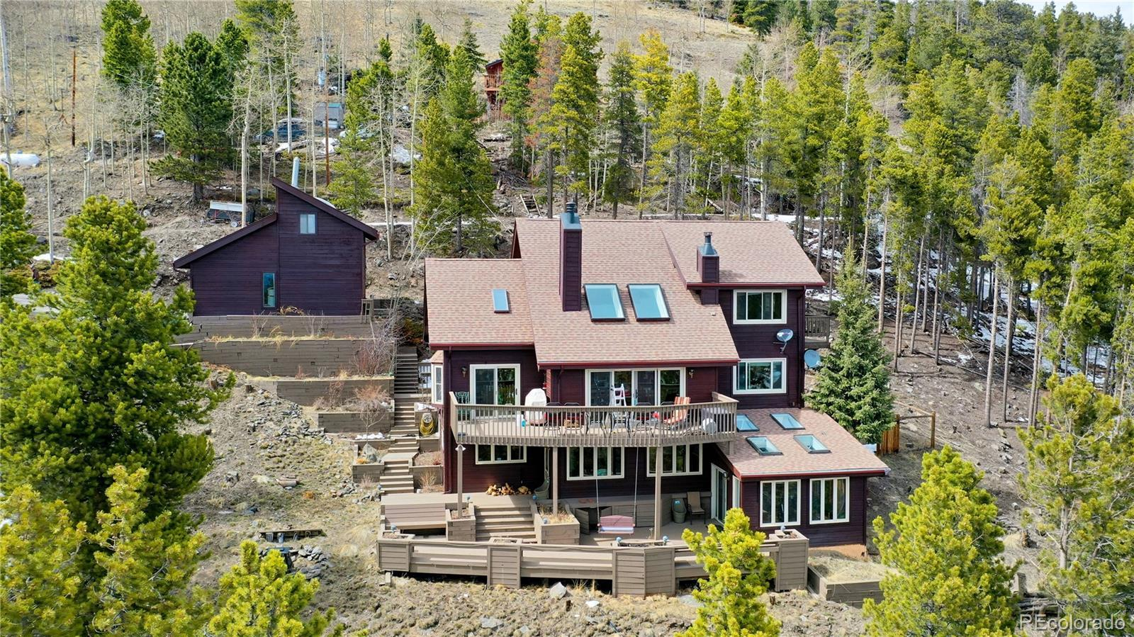 82 Hill Circle, Evergreen, CO 80439 - #: 9173736