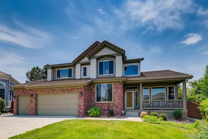 8726 Tall Grass Place, Lone Tree, CO 80124 - #: 7536737